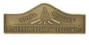 Frontiersmen Camping Fellowship Requirements
